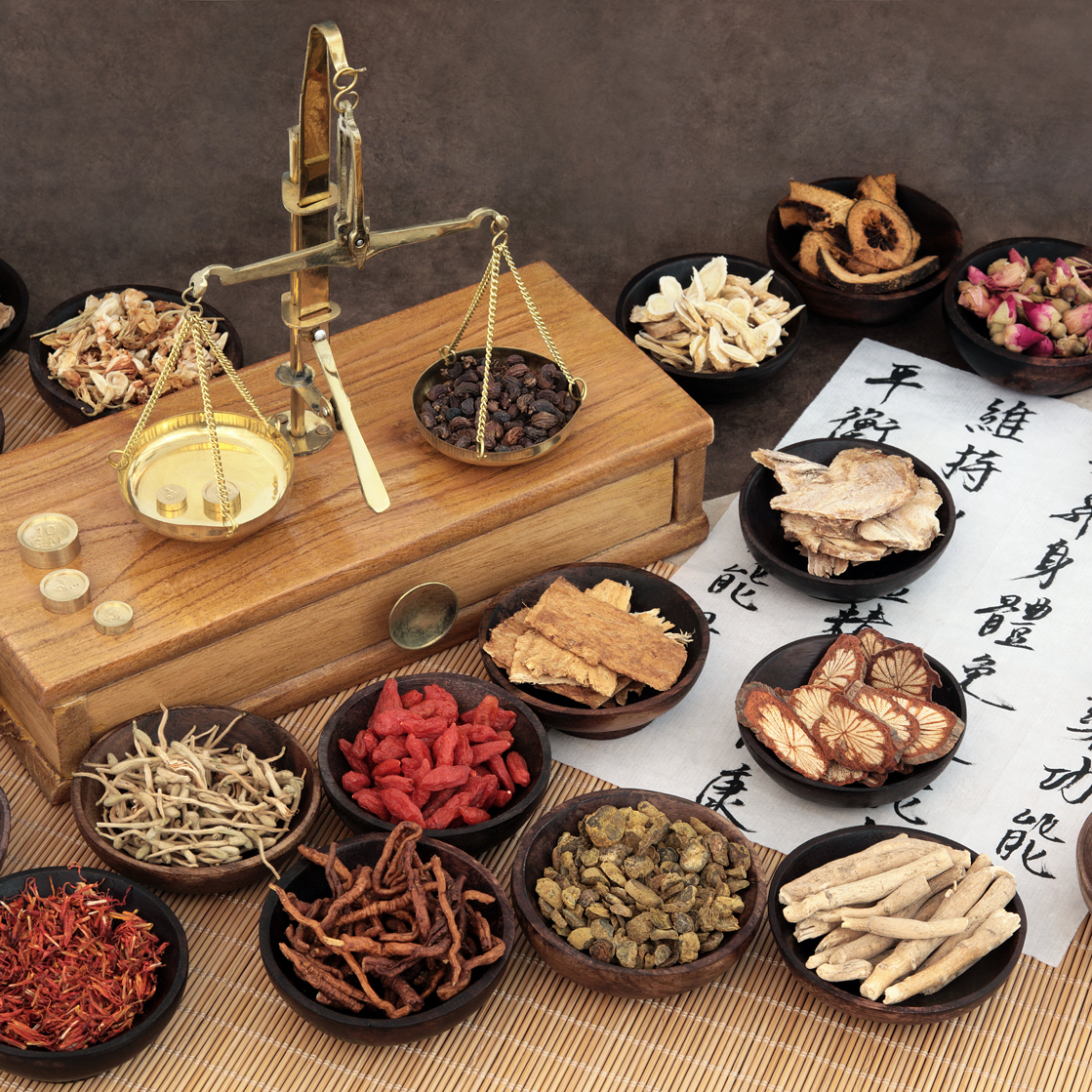 Herbes chinoises - Acupuncture Maguire