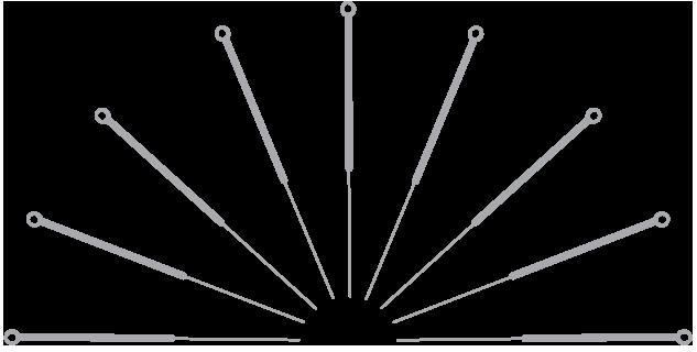 Aiguilles d'acupuncture - Acupuncture Maguire
